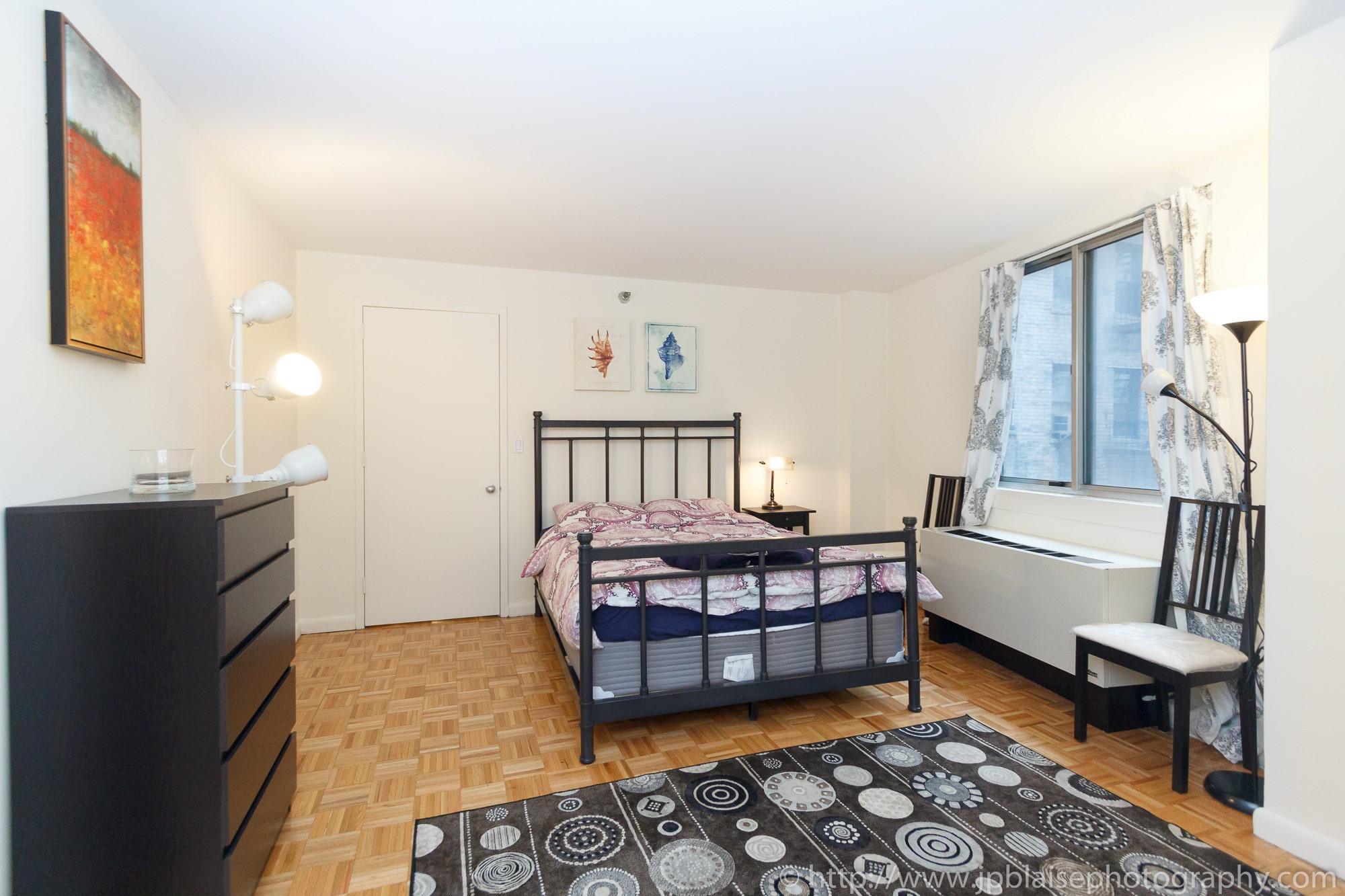 Apartment grapher Work of the day Spacious two bedroom apartment in Mid