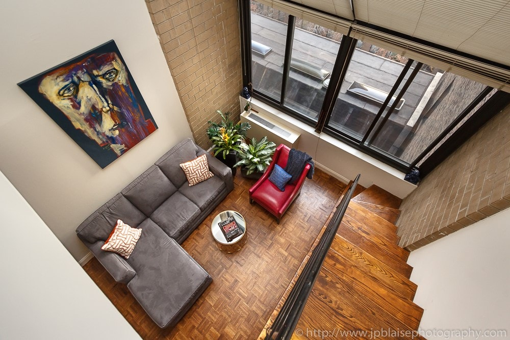 Duplex one bedroom apartment in the heart of Midtown, Manhattan