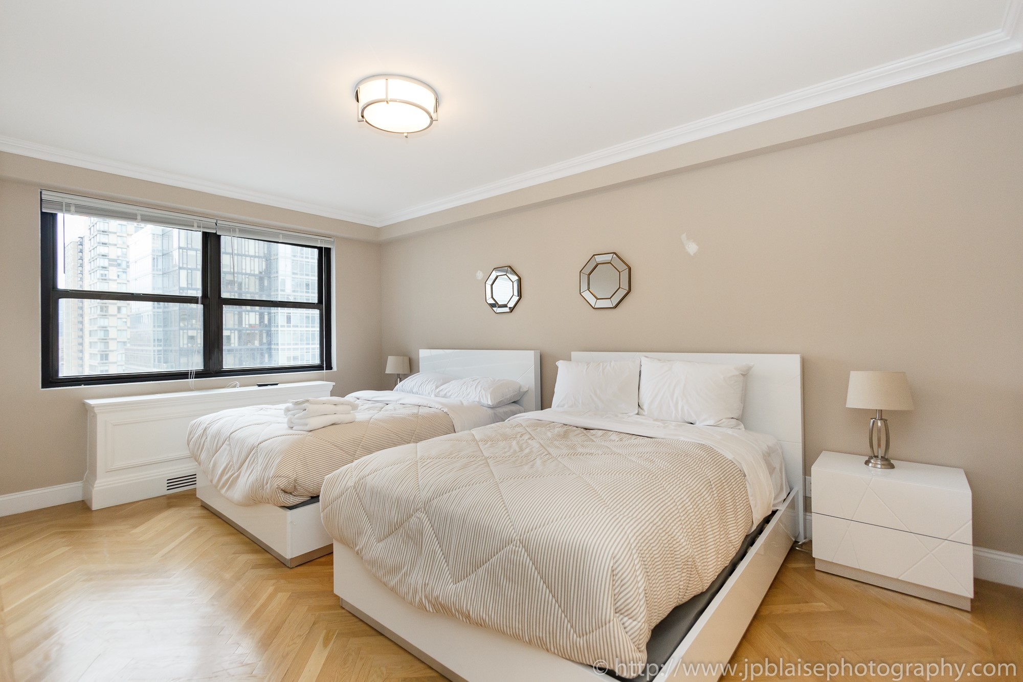 New york city interior photography session modern one for Modern 1 bedroom apartments