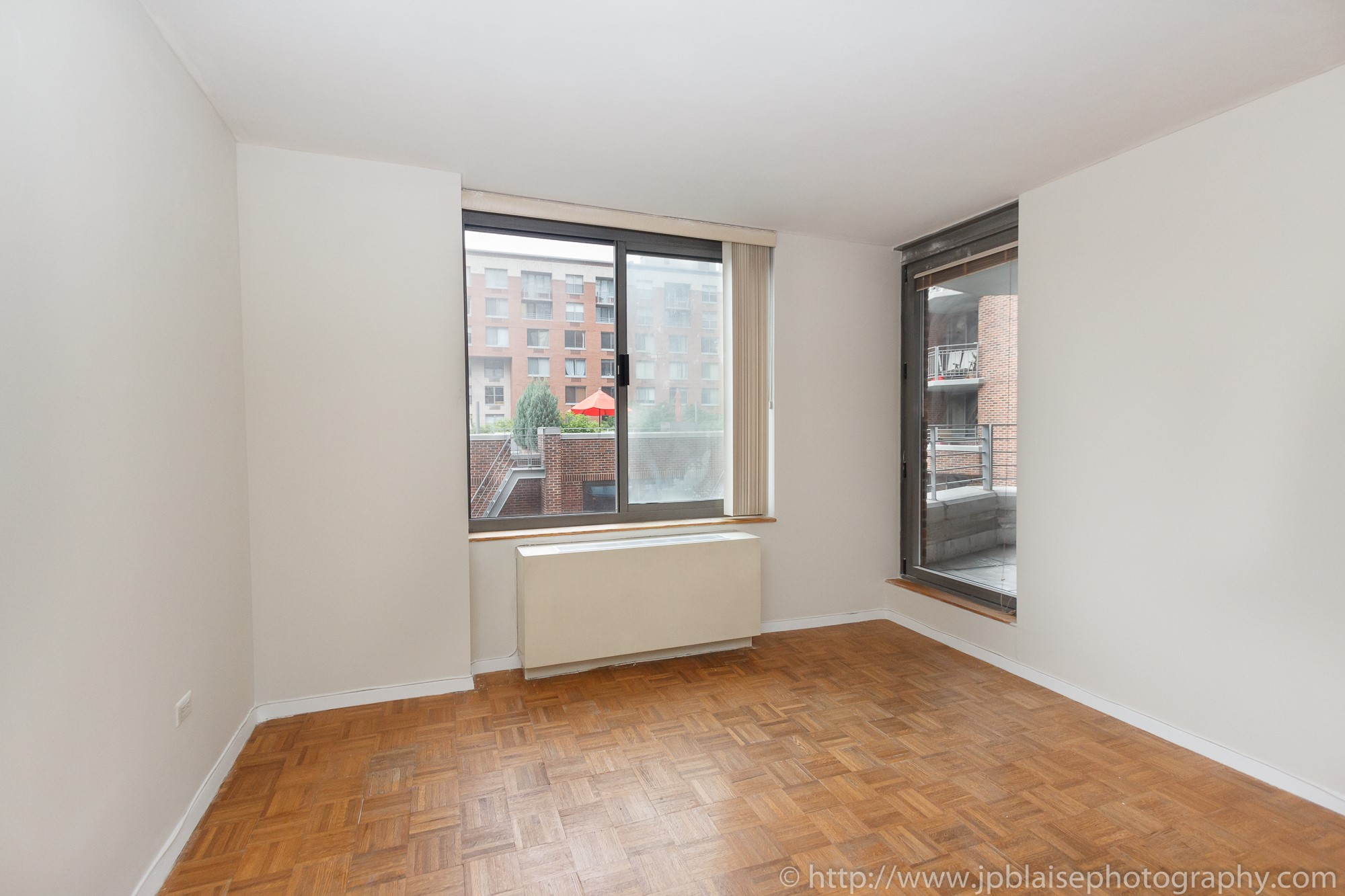 NYC Apartment photographer work of the day: One bedroom in Battery ...