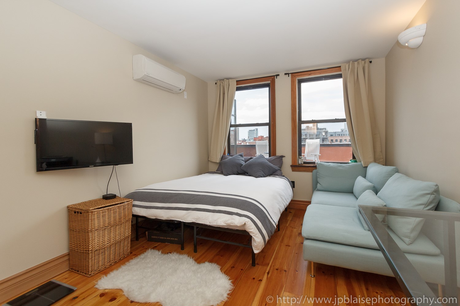 the day one bedroom apartment with terrace in williamsburg brooklyn