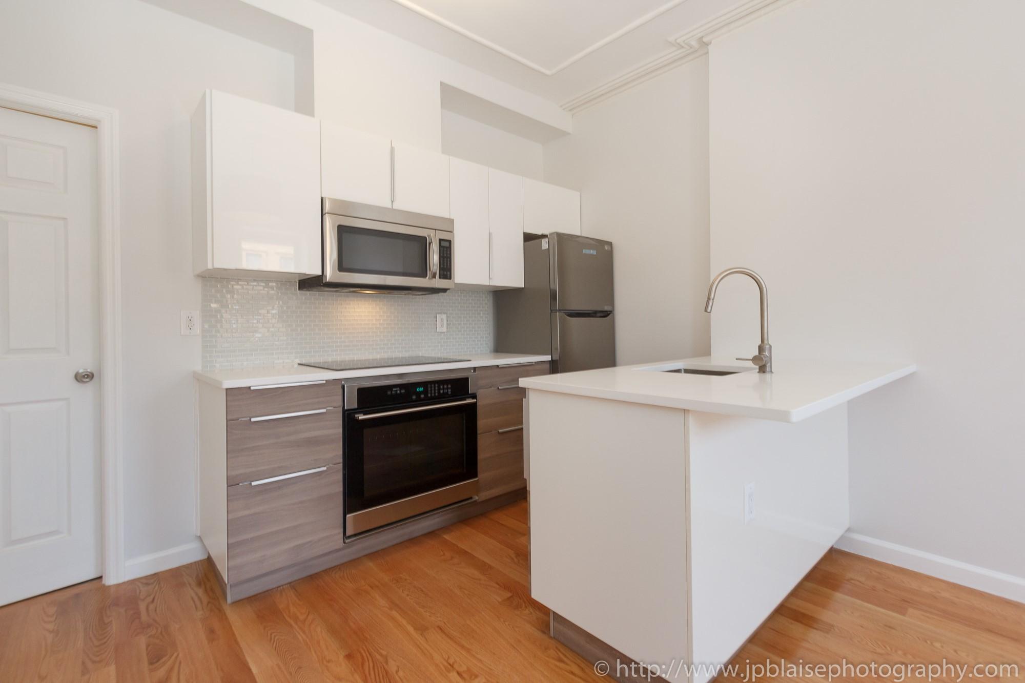 Brooklyn interior photography work one bedroom in bedford stuyvesant new york