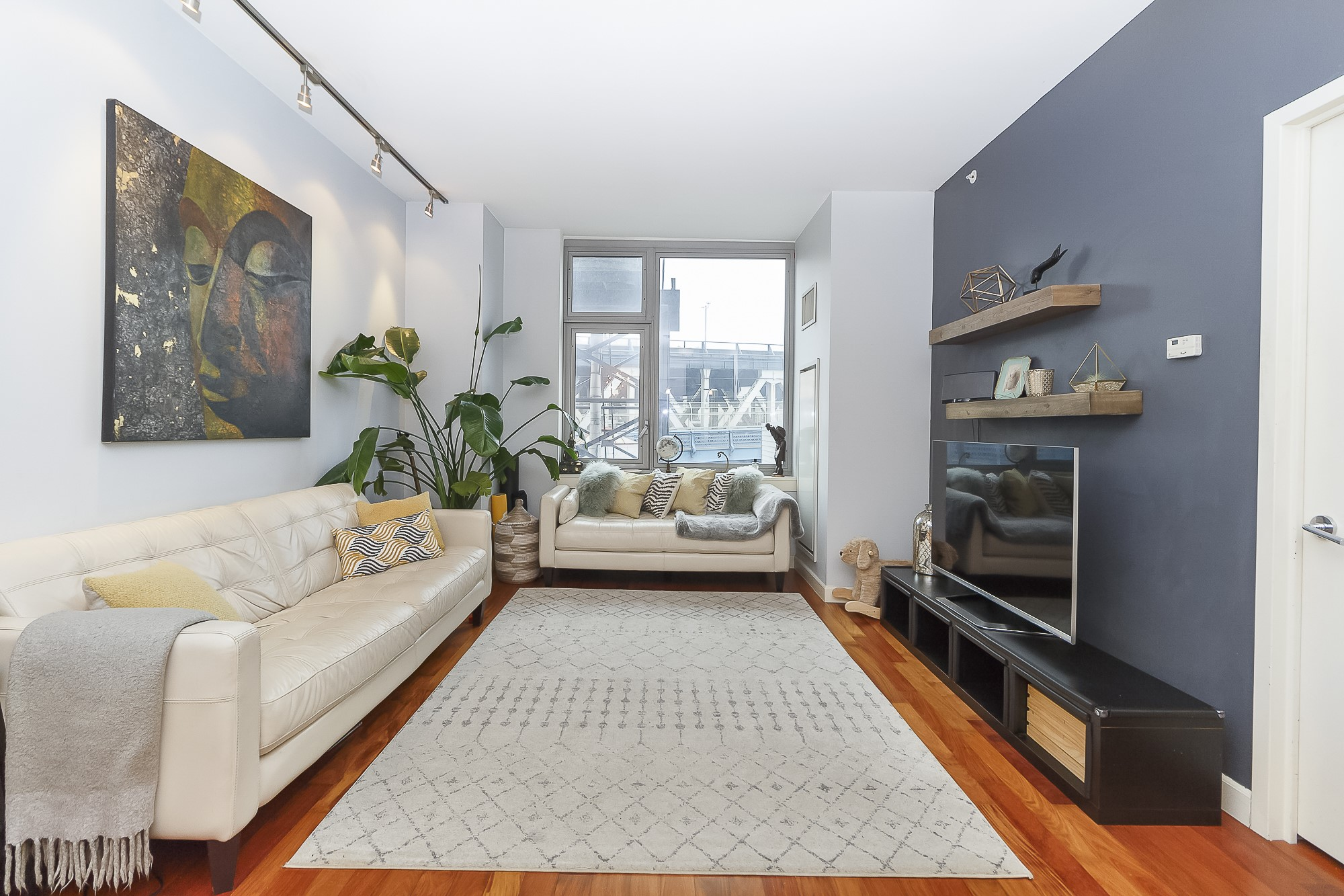 Renovated one bedroom apartment in Dumbo, Brooklyn