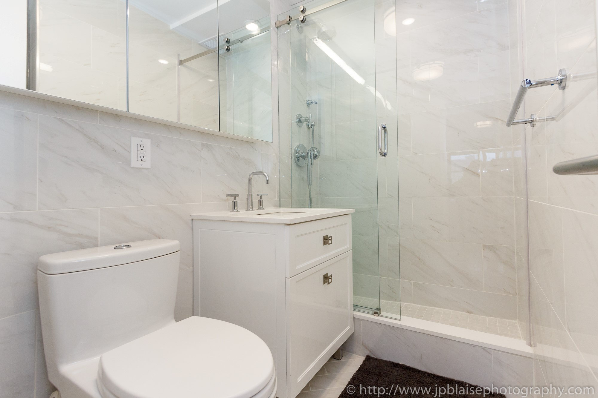 Bathroom Fixtures Upper East Side Nyc new york city interior photography session: modern one bedroom