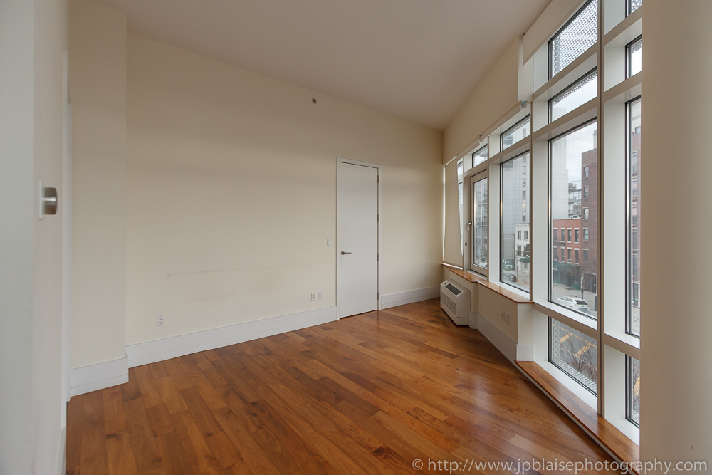 Interior photography NY: Master Bedroom in queens apartment