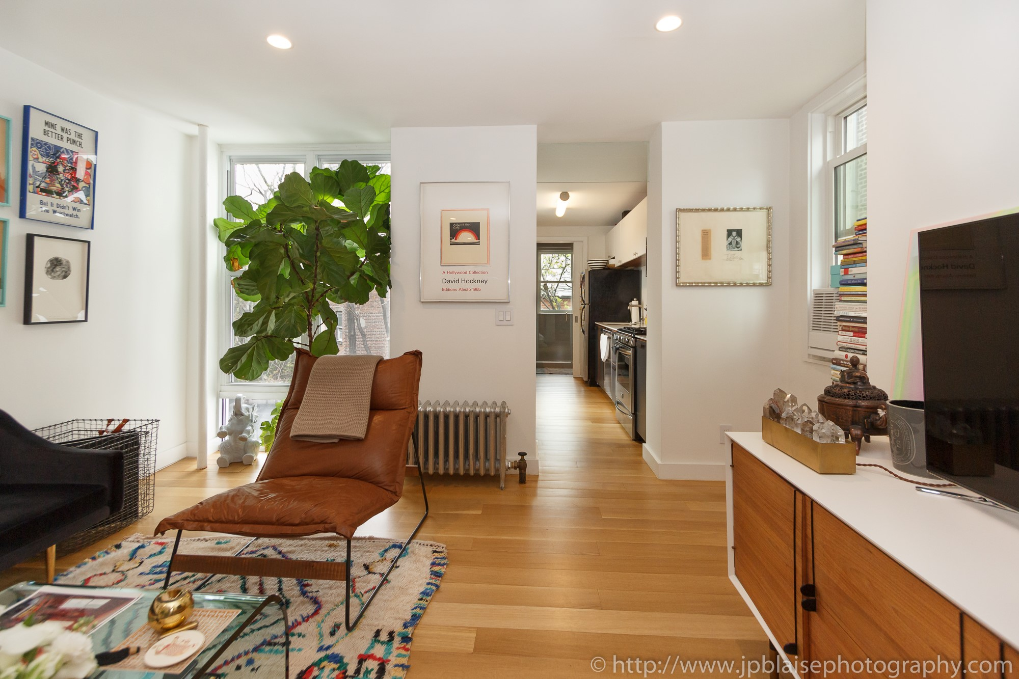 Superieur Interior Photographer Work West Village One Bedroom Apartment Living Room