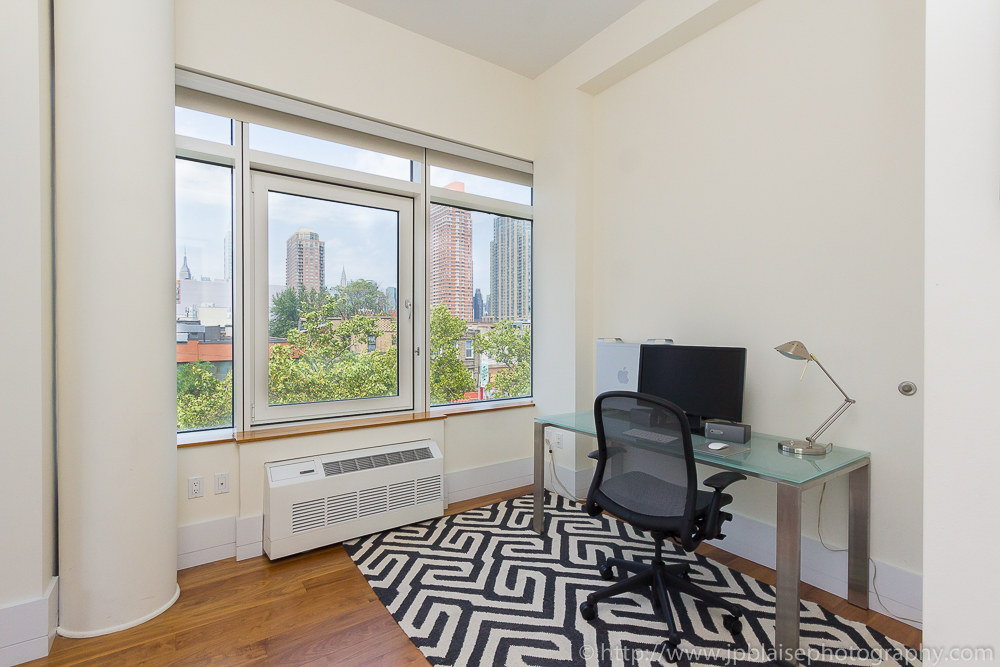long island city 2 bedroom condo bedroom