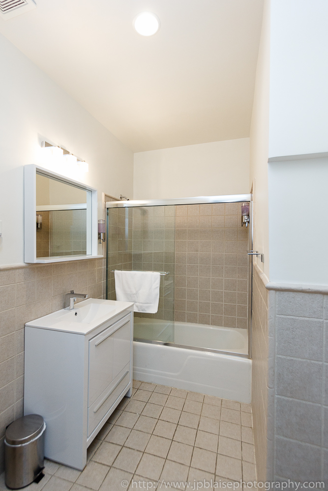 NY Interior photographer apartment of the week Upper West Side Bathroom