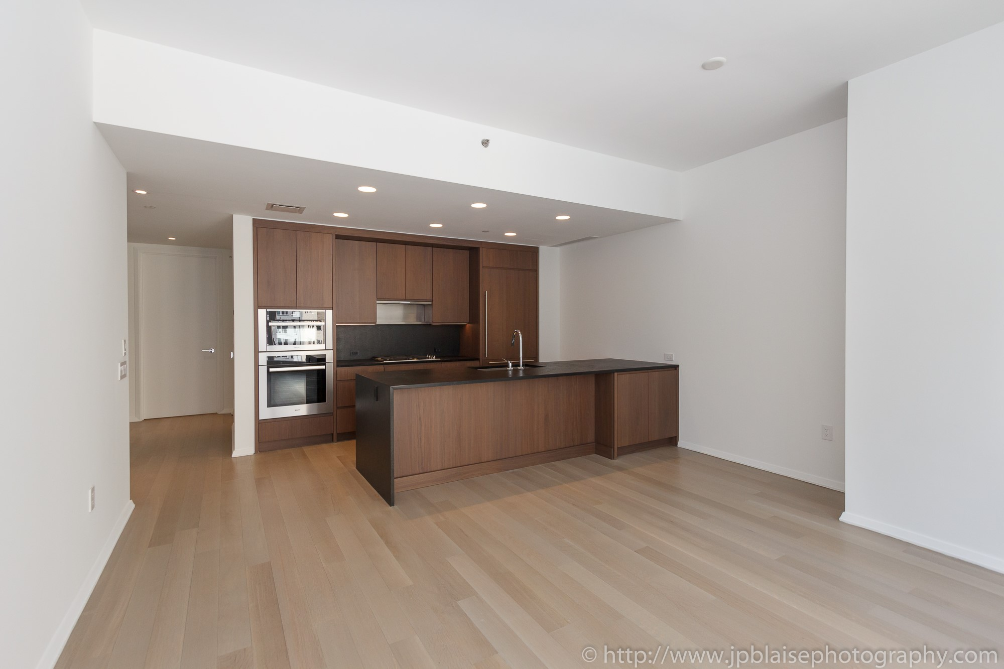 NY apartment photographer one bedroom- battery park city manhattan new york city kitchen
