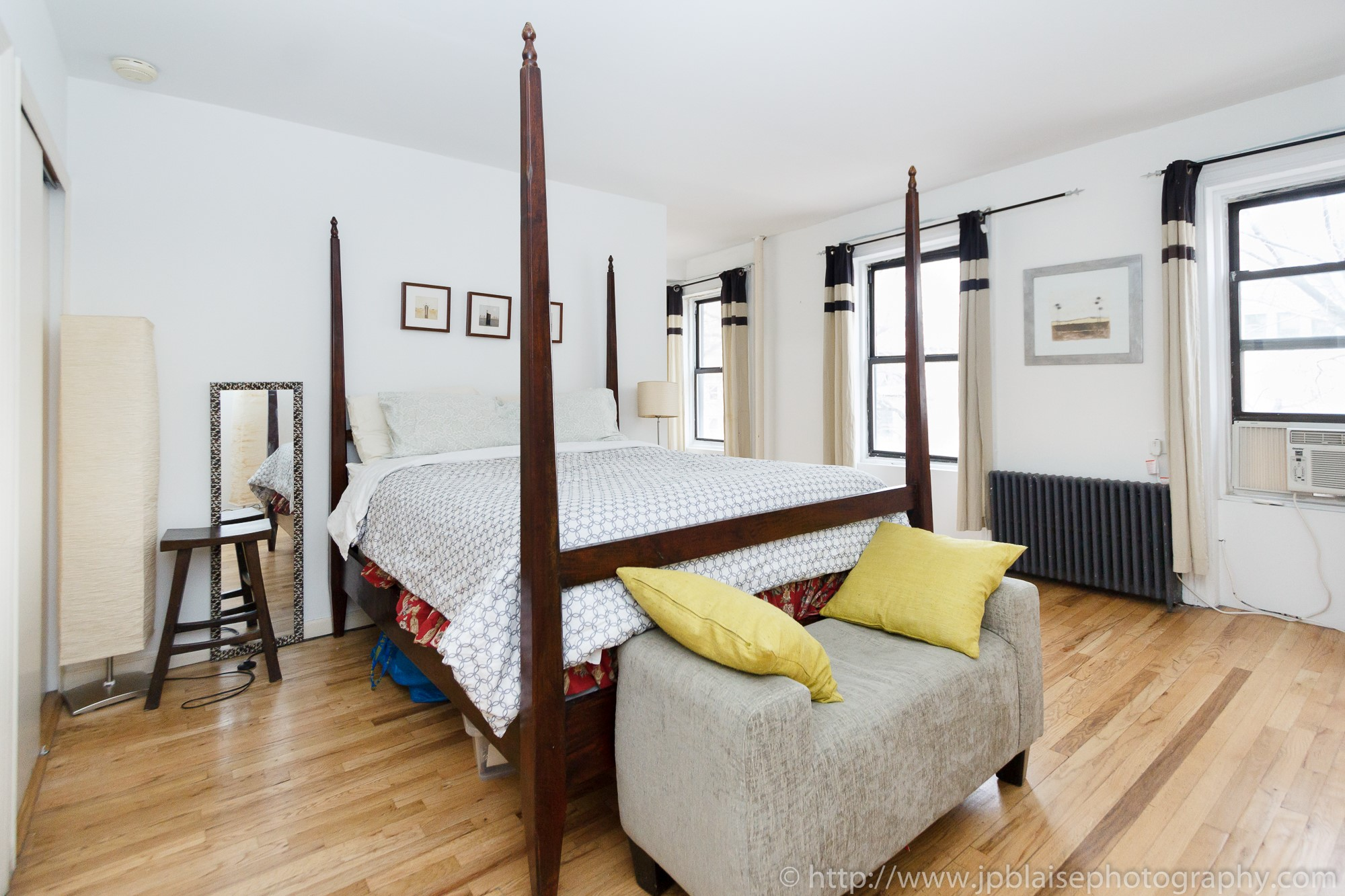 New York Apartment Photographer Work Of The Week Spacious One Bedroom Apartment In Fort Greene