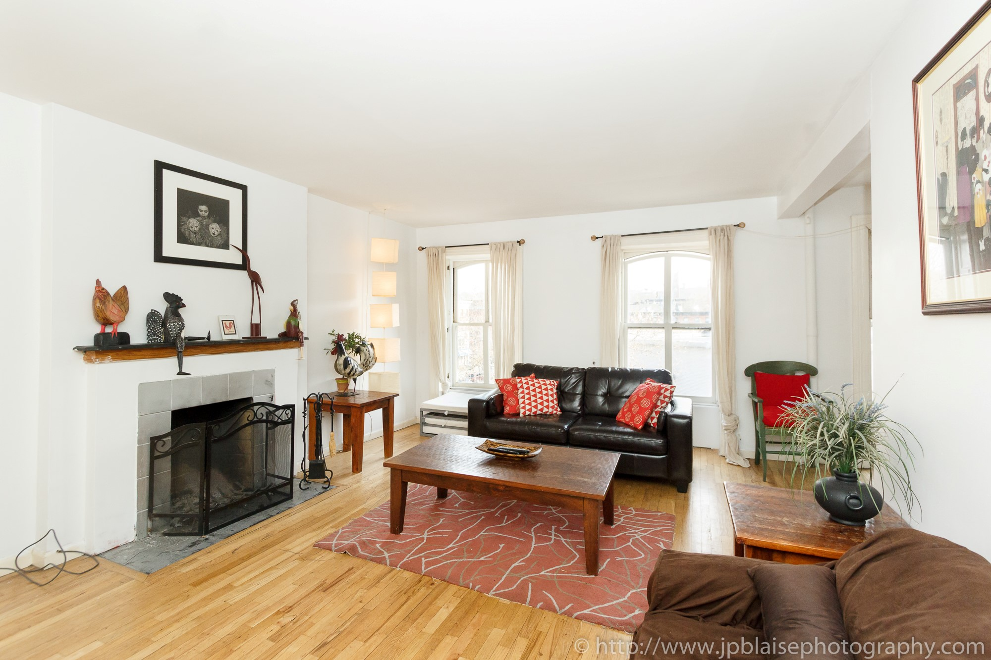 nyc apartment photographer one bedroom fort greene brooklyn new york city living room