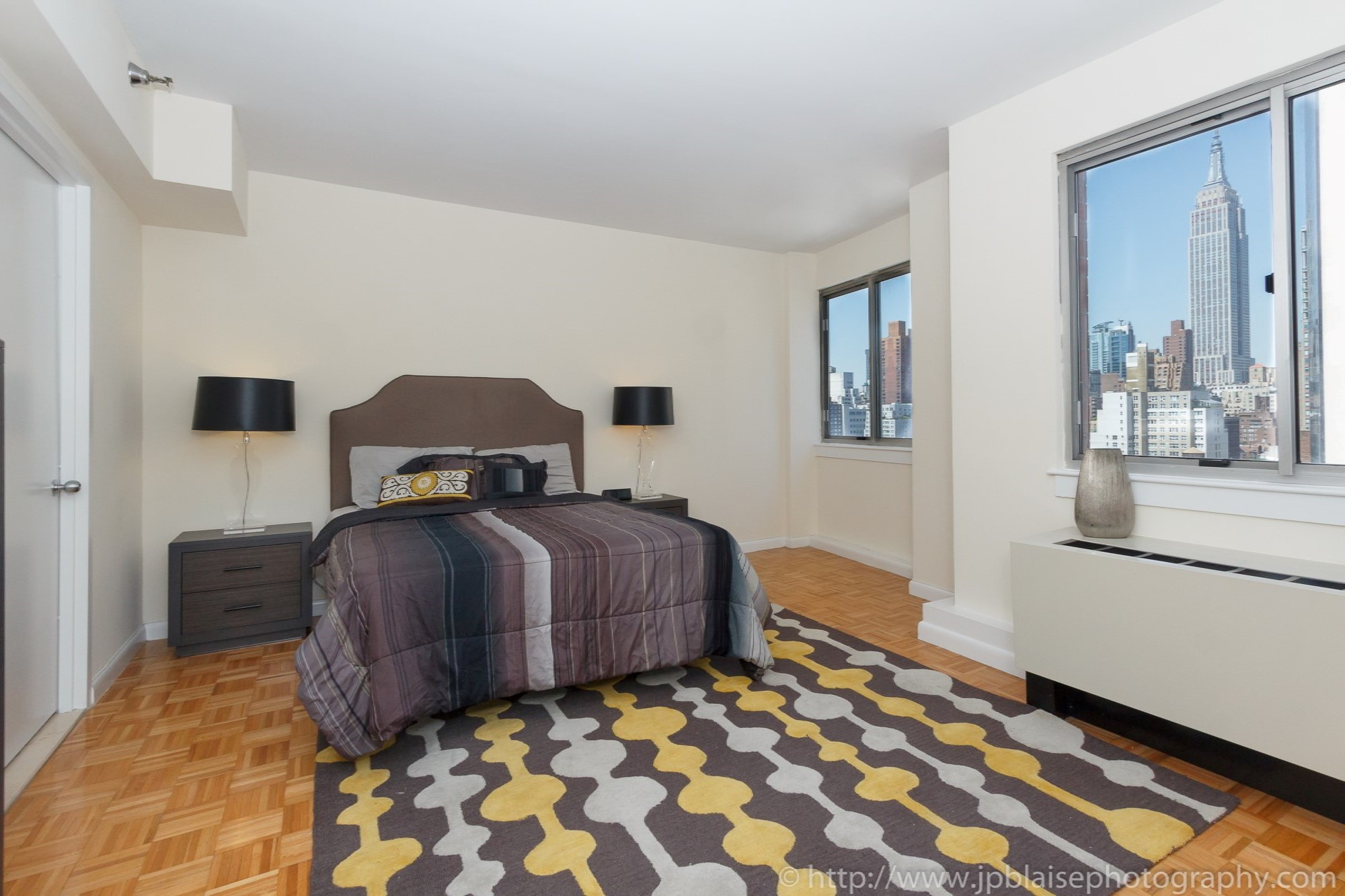 Latest New York City apartment photographer session two bedroom condos in M
