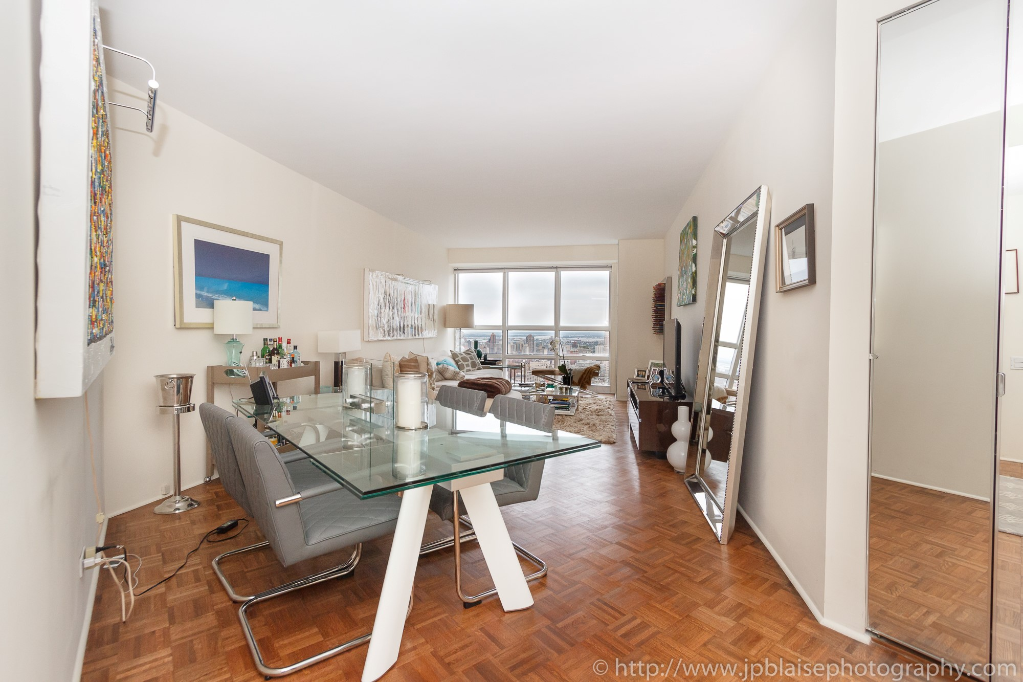 Recent New York City Apartment Photographer Adventures Luxurious Midtown One Bedroom Condo With