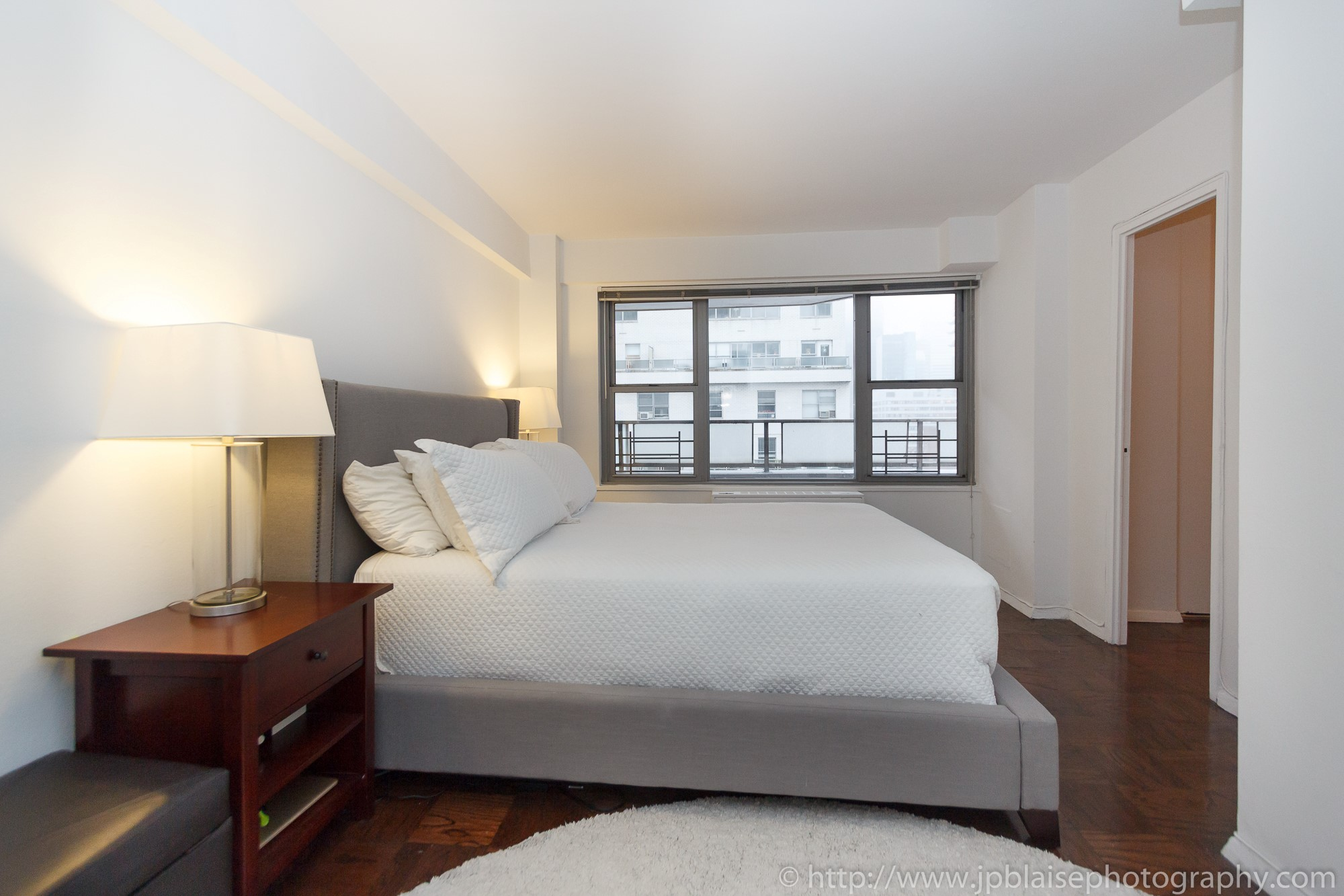 Recent New York City Real Estate Photographer Work Two Bedroom With Balcony On The Upper East