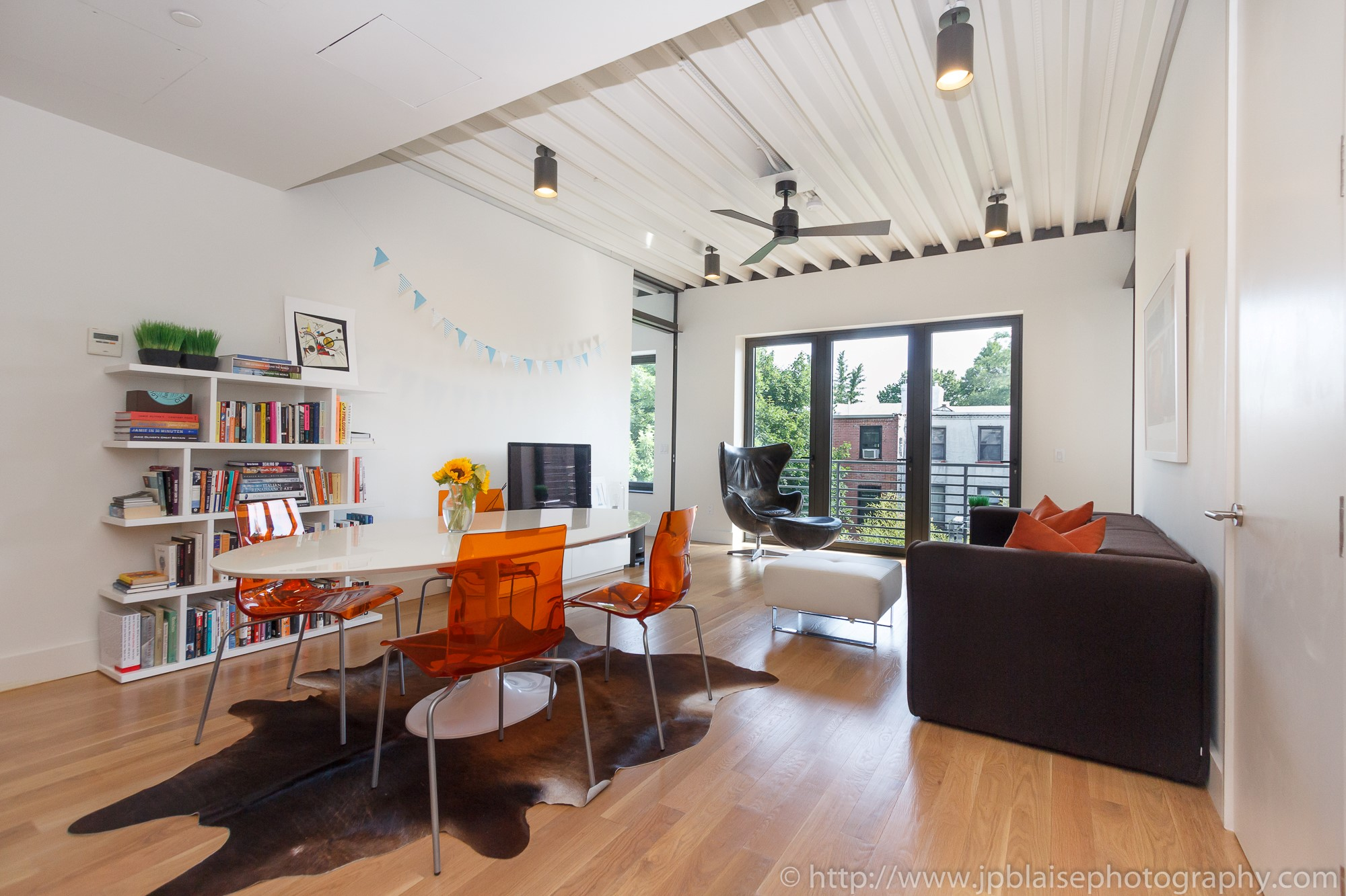 brooklyn apartment photographer: three bedroom unit with