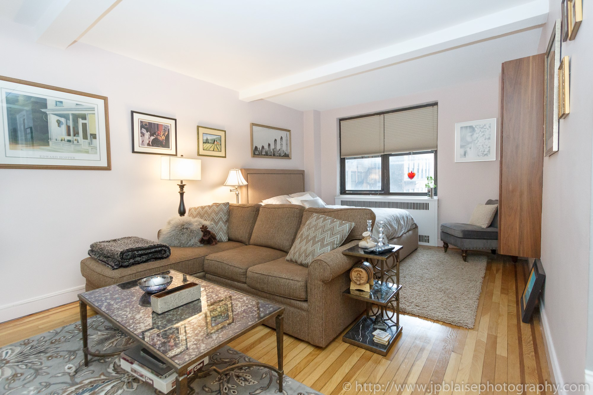 Studio Apartment Manhattan new york city apartment photographer session: studio unit in
