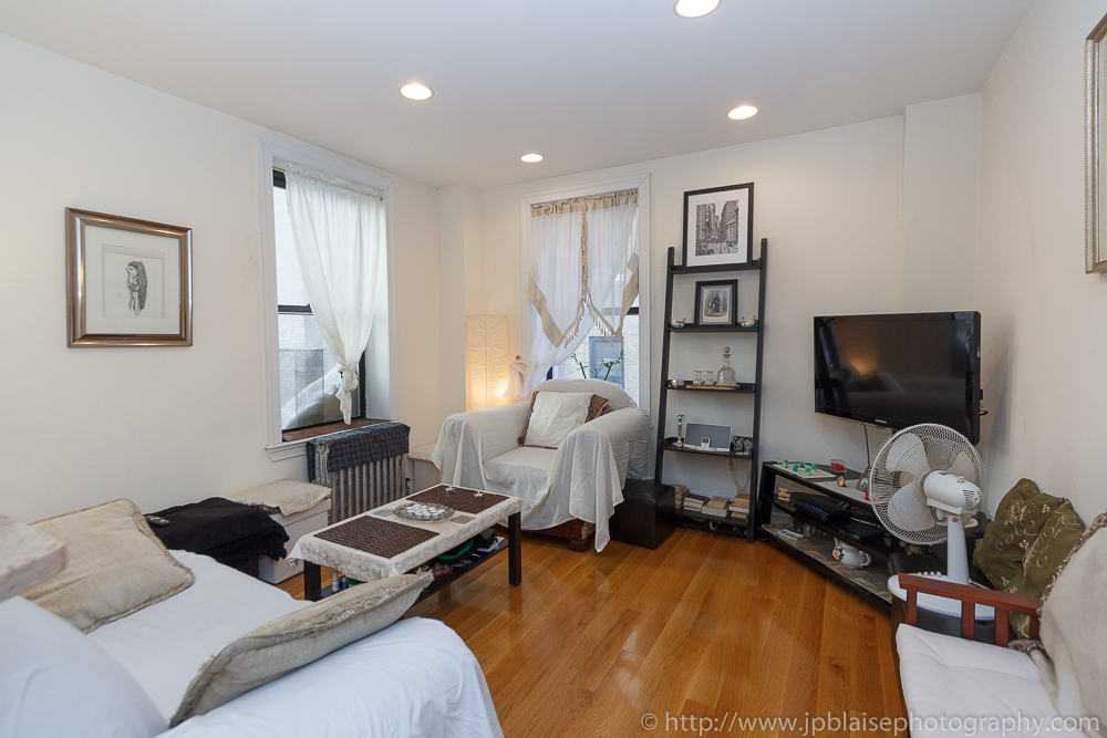 New York Real Estate Photographer Work Of The Day One Bedroom Apartment In Hamilton Heights