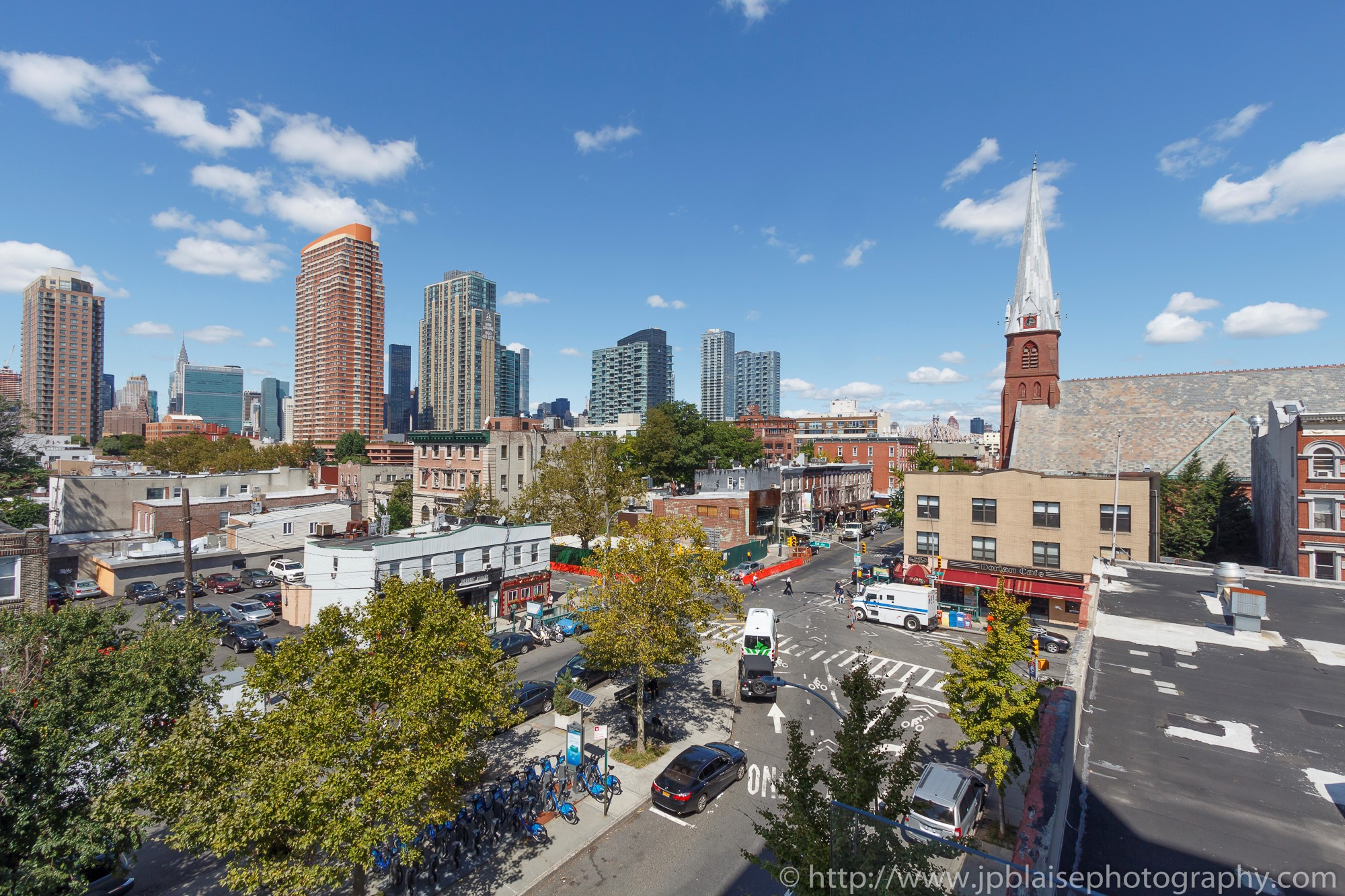 New york real estate photographer one bedroom apartment long island city queens view