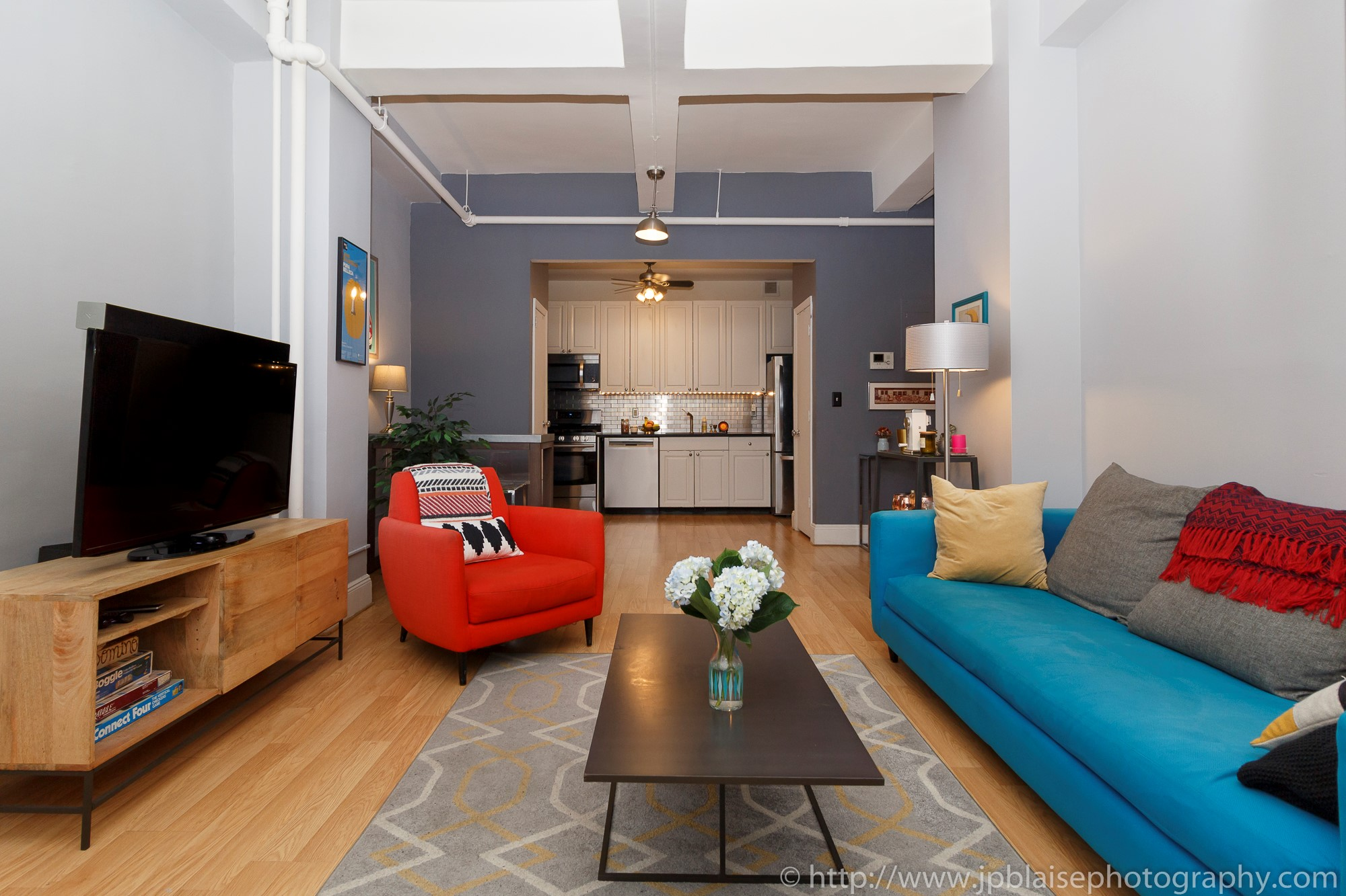Nyc apartment photographer real estate new york studio loft brooklyn heights living