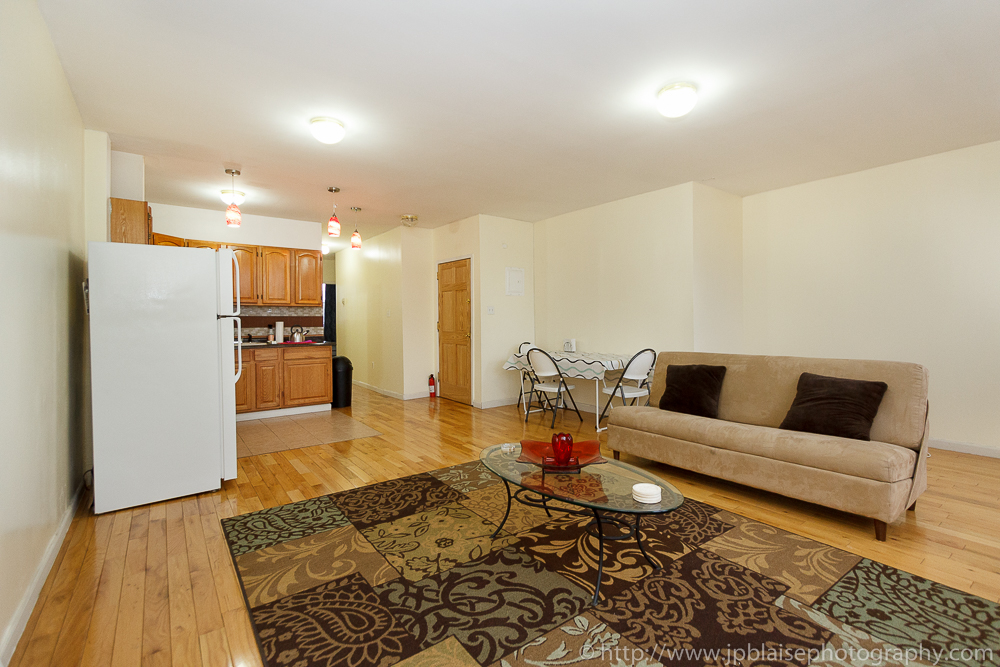 photos one bedroom apartment in bedford stuyvesant living room