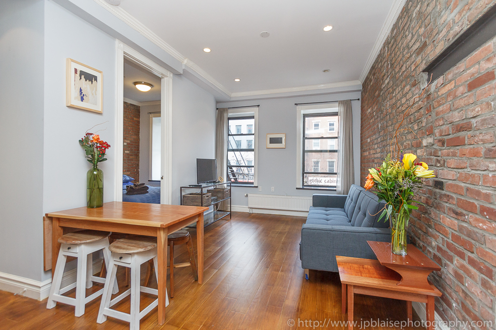 Latest New York Apartment Photographer Work : 2 Bedroom In The East Village