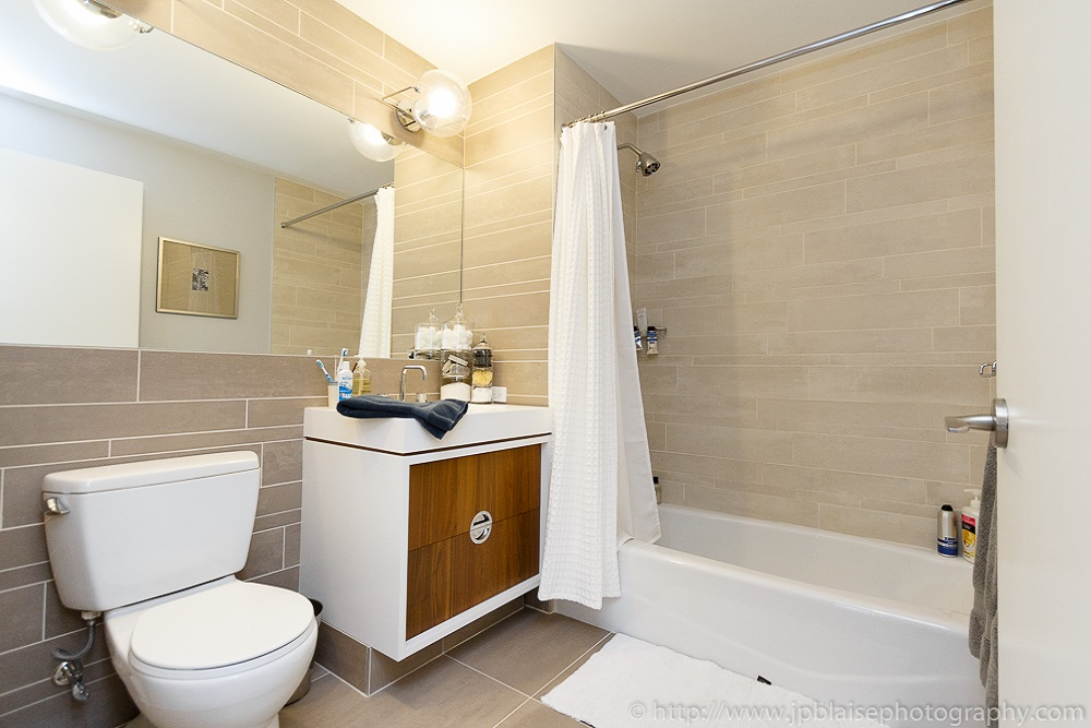 new york real estate photographer work luxurious 1 bedroom apartment