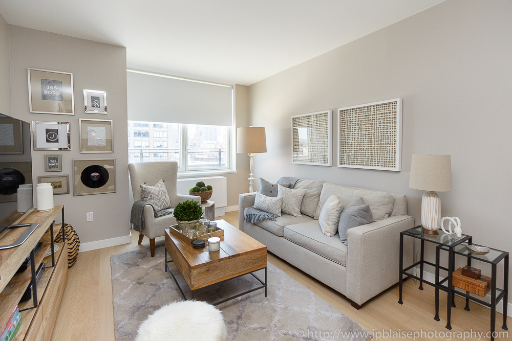 Latest New York Real Estate photographer work: luxurious 1 bedroom ...