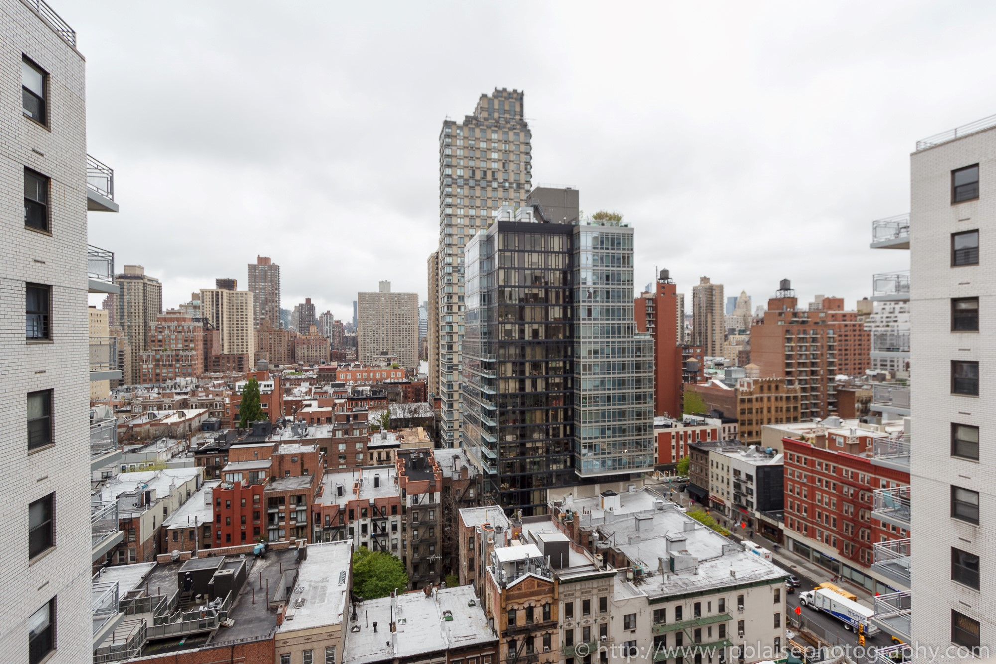 New york city interior photography session modern one for New york balcony view