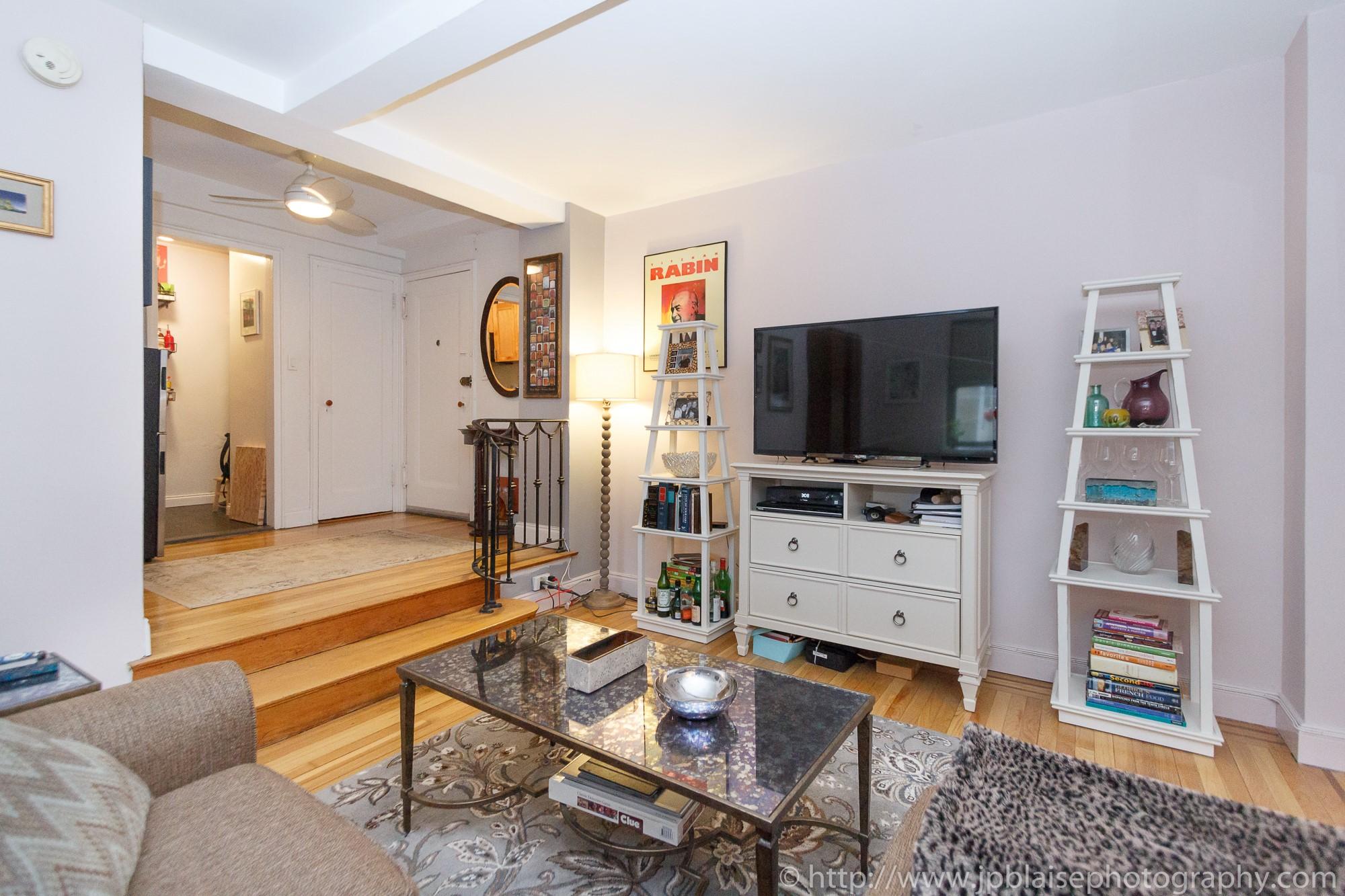 Apartment Photographer Work Studio In Chelsea Living Area Jp Blaise Photography