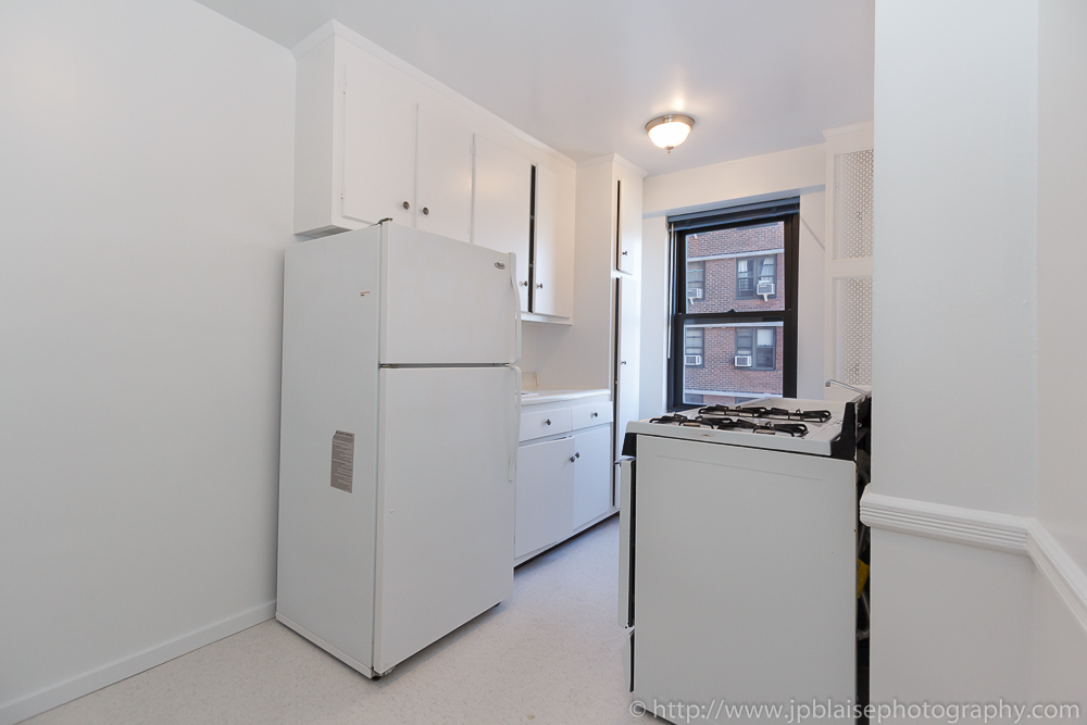 Kitchen photography in LES apartment, New York City