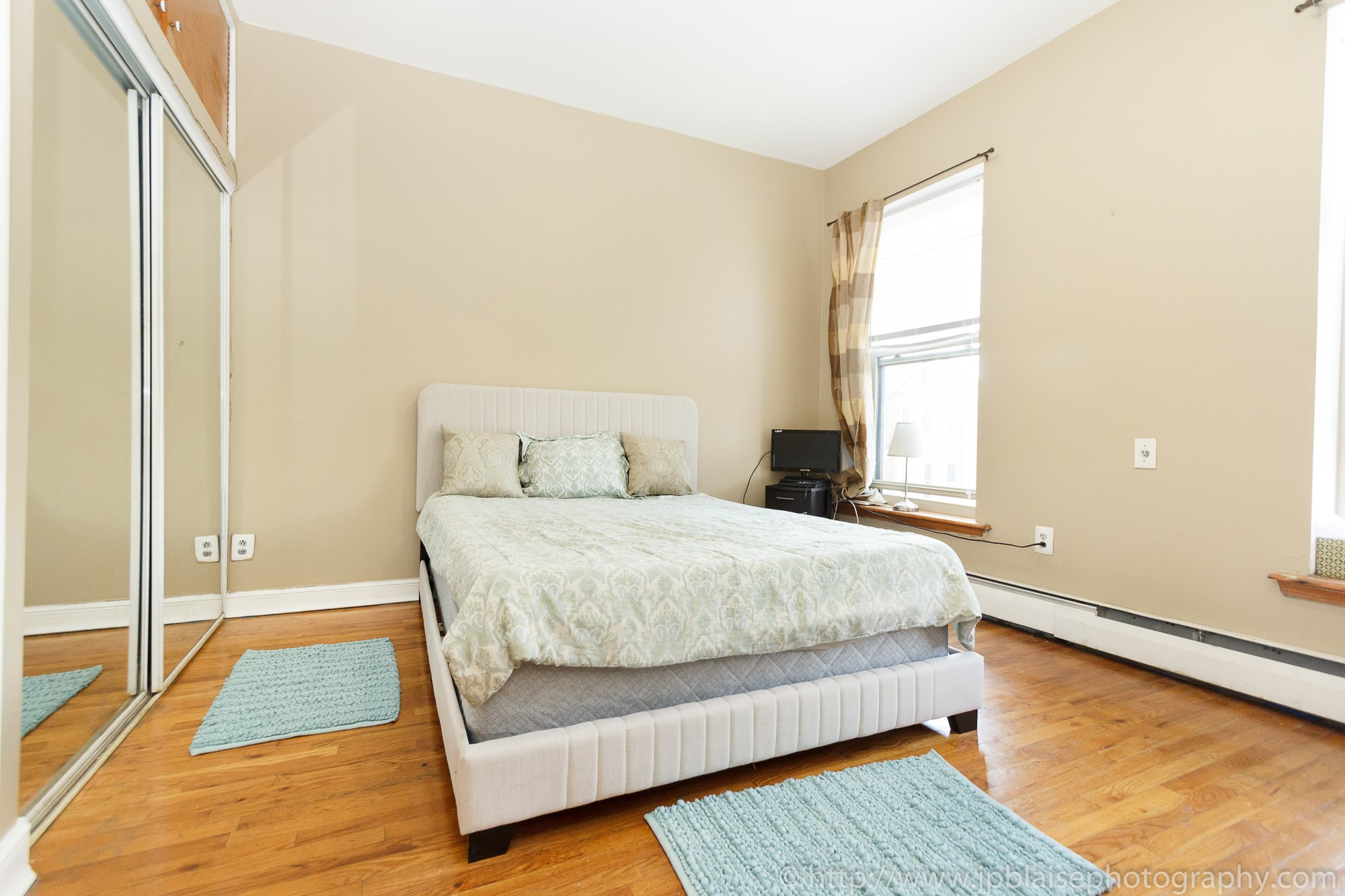 Recent New York Apartment Photographer Work One Bedroom Condo In Harlem Manhattan Bedroom