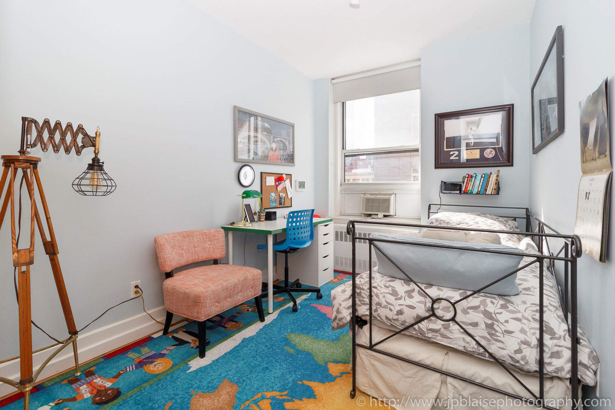 ny apartment photographer 3 bedroom brooklyn heights new york real estate interior bedroom 2