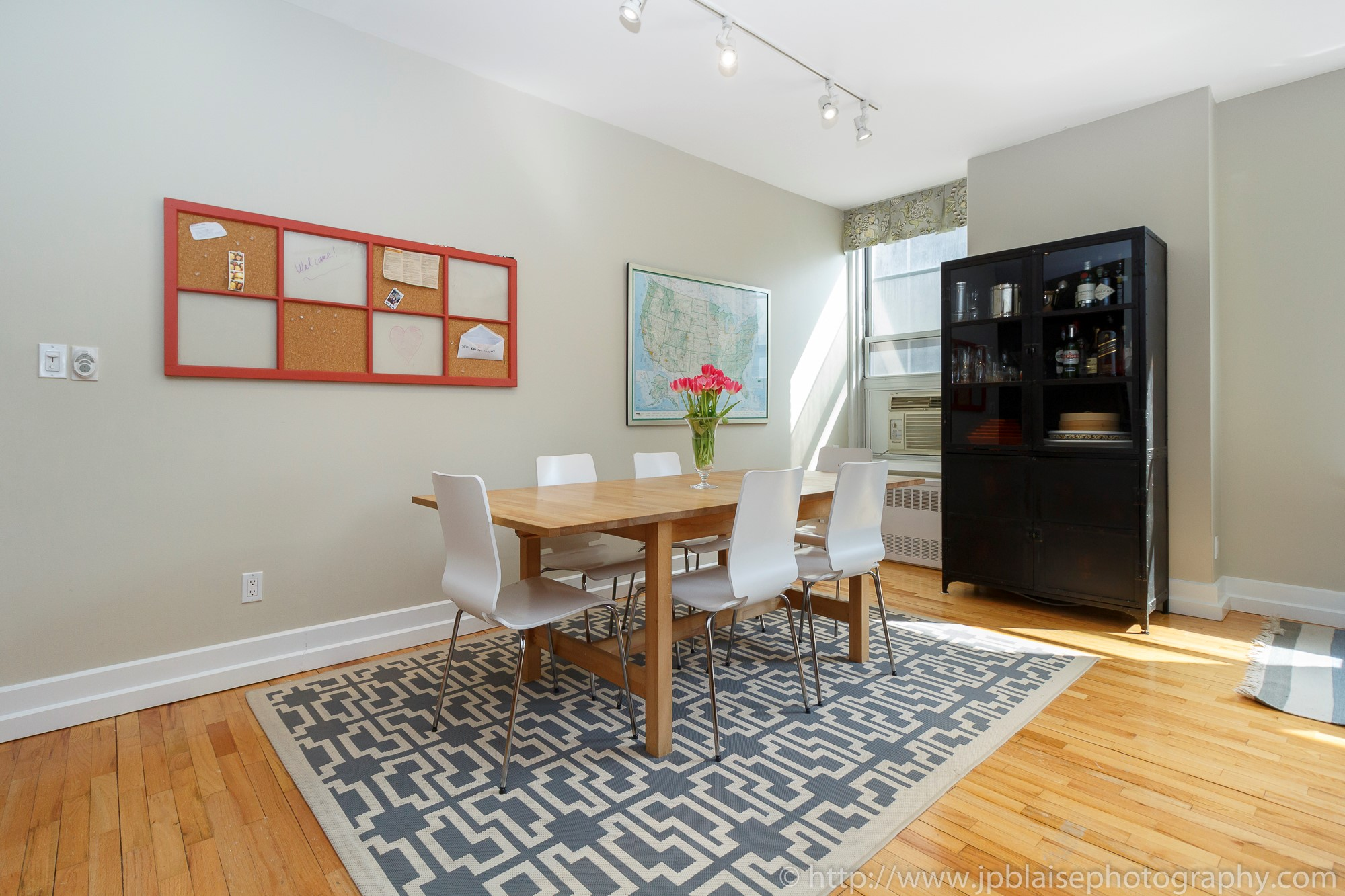 ny apartment photographer 3 bedroom brooklyn heights new york real estate interior dining area