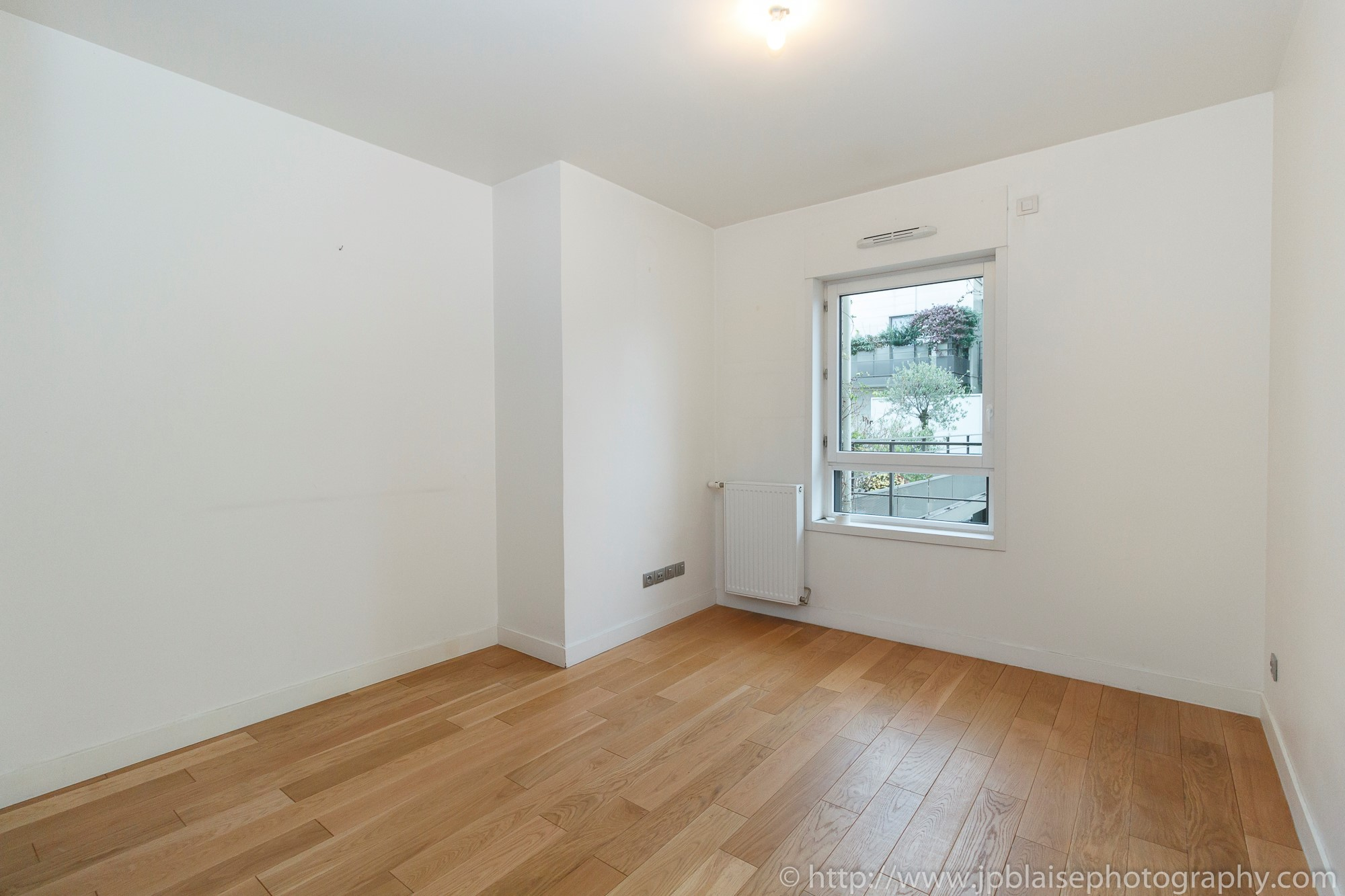 ny apartment photographer two bedroom interior real estate master bedroom