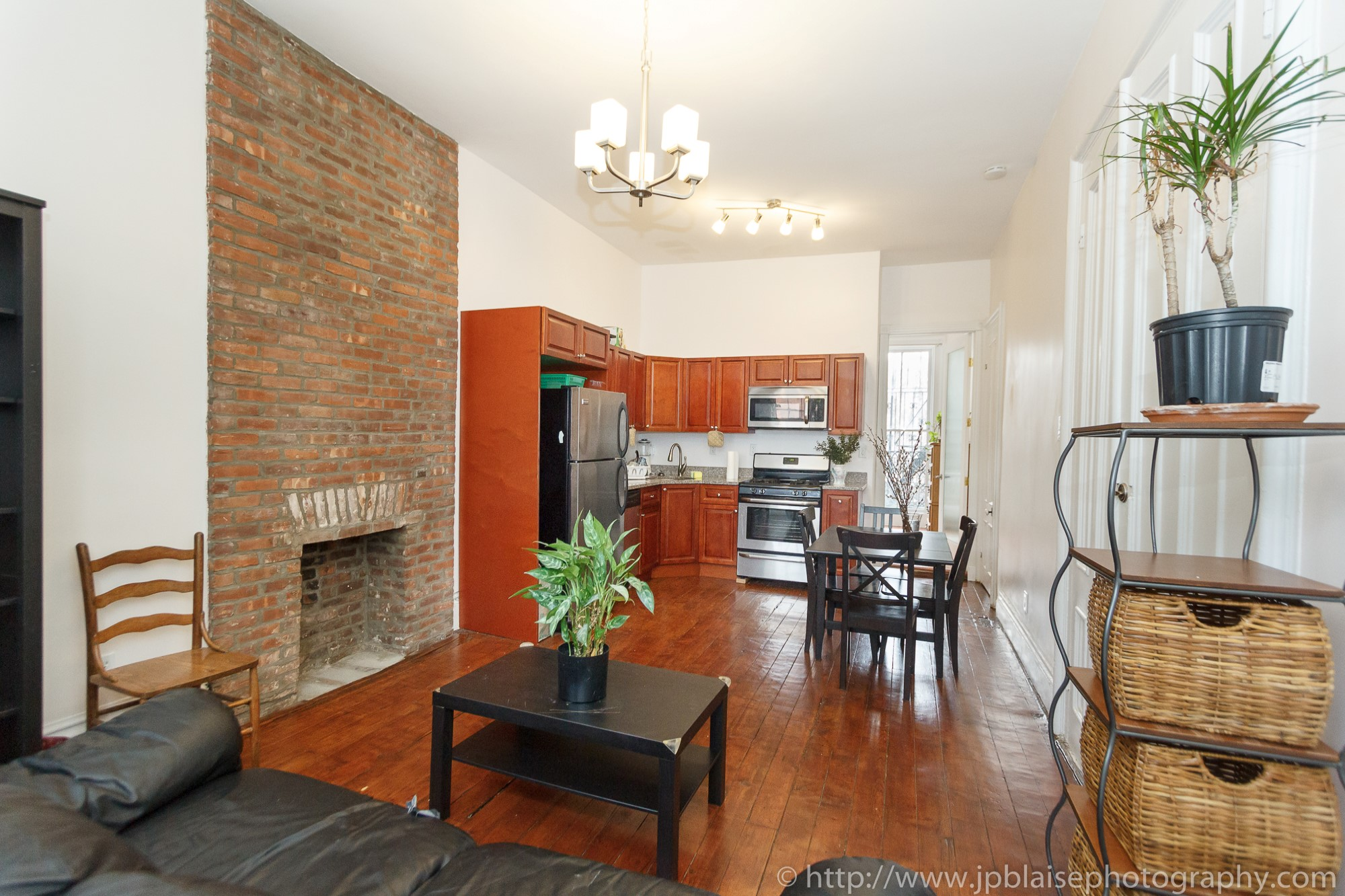 Brooklyn Apartment Photographer diaries One bedroom unit in