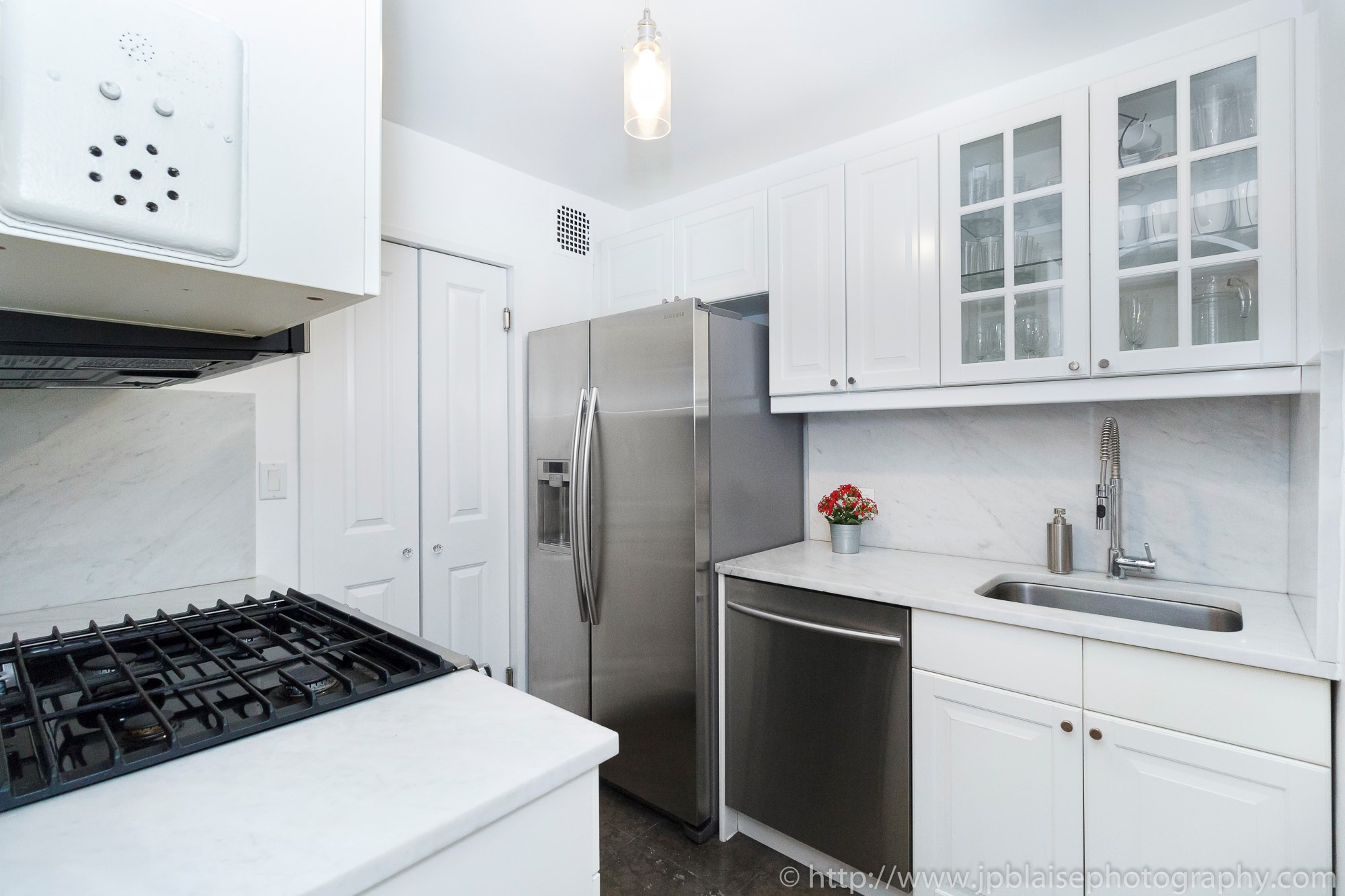 nyc apartment photographer two bedroom unit upper east side real estate photography interior new york ny kitchen
