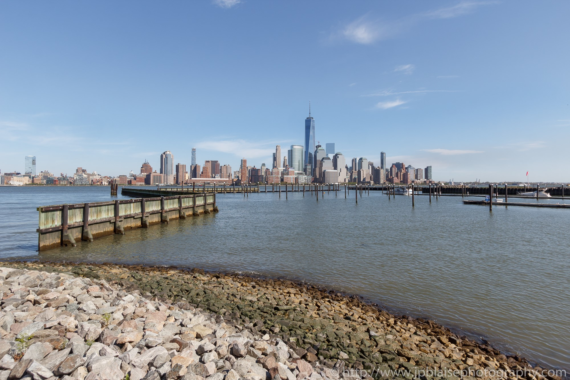 real estate photographer work new york city view from new jersey waterfront